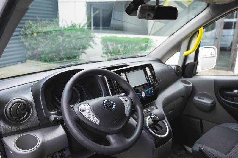 vehicule en location vente E-NV200 Evalia