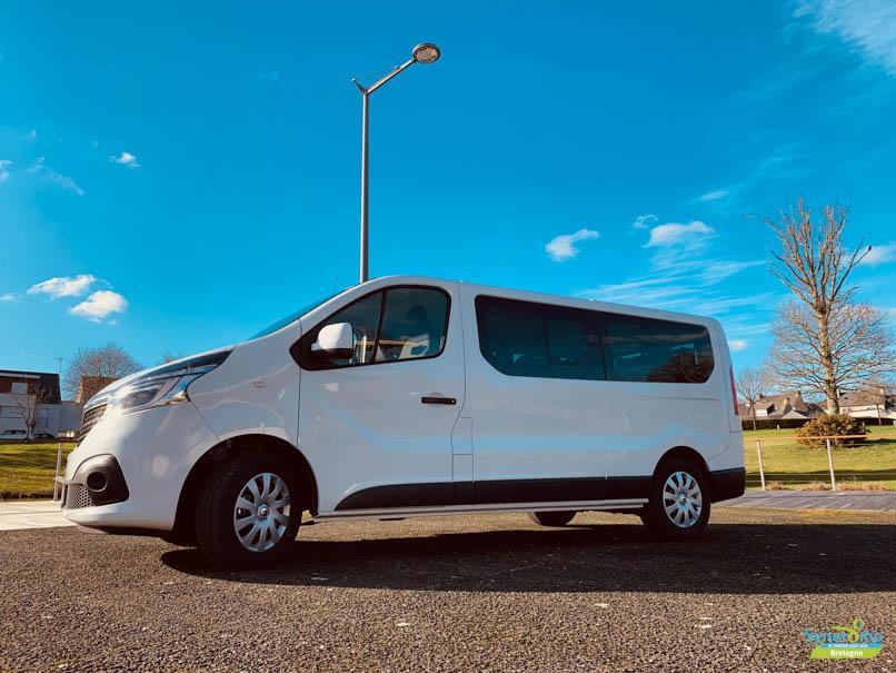 vehicule en location vente Trafic Passenger Long
