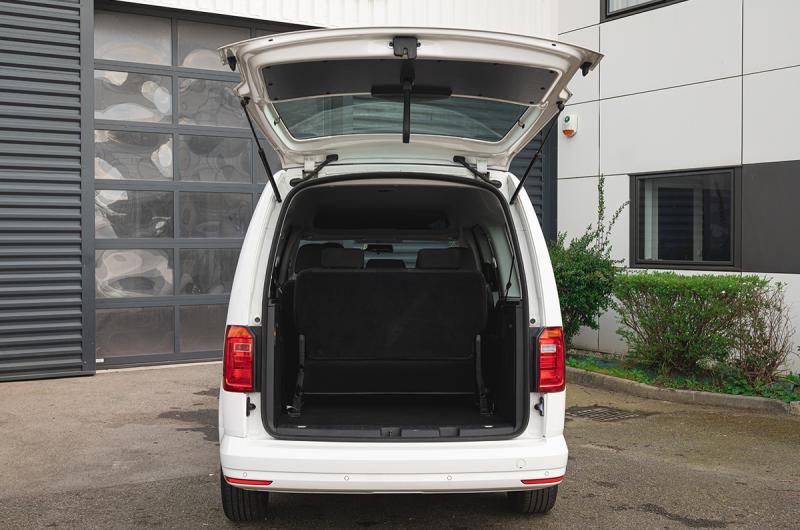 vehicule en location vente Caddy Maxi (avec coffre)