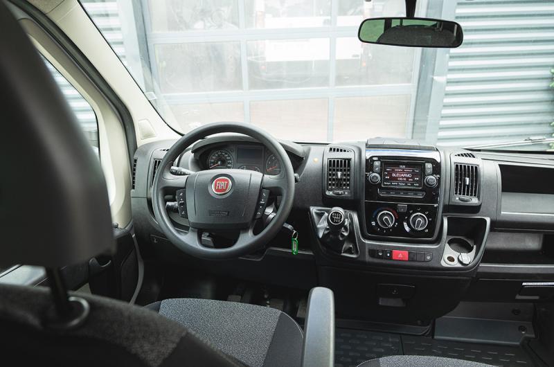 vehicule en location vente Ducato Combi Moyen