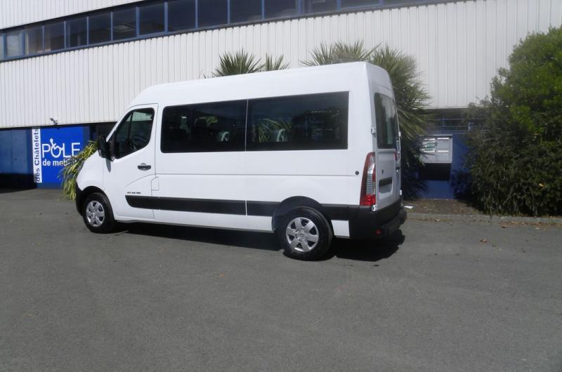 vehicule en location vente Master Combi