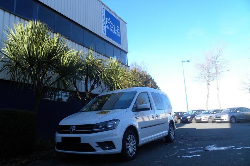 vehicule en location vente VW Caddy Maxi Trendline