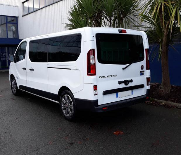 vehicule en location vente Talento Panorama Long