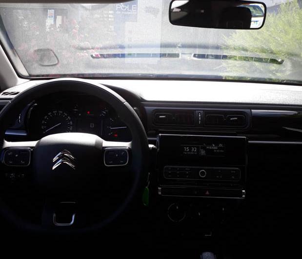 vehicule en location vente C3
