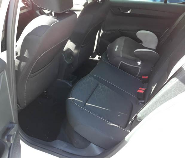 vehicule en location vente Fabia